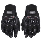 Full Finger Gloves for Cycling / Outdoors Sports - Black (Pair)