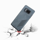 Dual Layer PC + TPU Case for Samsung Galaxy Note 7 - Steel Grey