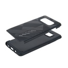 Premium Dual Layer PC + TPU CASE for Samsung Galaxy Note 7 - Black