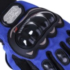 Full Finger Gloves for Cycling / Outdoors Sports - Blue (Pair)