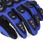 Full Finger Gloves for Cycling / Outdoors Sports - Blue(Pair)