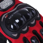 Full Finger Gloves for Cycling / Outdoors Sports - Red (Pair)