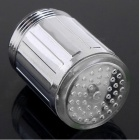 Faucet Filter with 3-Mode Temperature Indicator LED Light (Battery-Free)