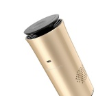 HOCO Convenient Household / Car Anion Air Purifier Freshener - Gold