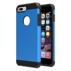 Protective Plastic Back Case for IPHONE 7 - Deep Blue