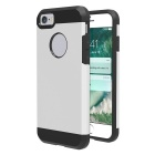 Protective Plastic Back Case for IPHONE 7 - Silver
