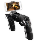 Gun Style Bluetooth V3.0 Game Controller / Gamepad - Black