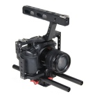 YELANGU Film Movie Making Camera Video Cage with 15mm Rod System Rig
