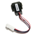 5V 2.1A Car USB Charger w/ Red Display Voltmeter for Nissan