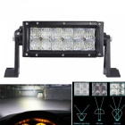 60W LED Work Light Flood Beam Offroad Bar Driving Lamp for SUV ATV 4WD