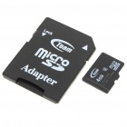 Genuine Teamgroup Micro SD/TransFlash Card with SD Card Adapter (4GB)