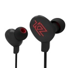 KZ HDSE Bluetooth 4.1 Sports Lossless Music Earphone w/ Mic - Black