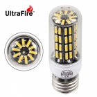 E27 5W 66-7020 SMD LED 450lm 3000K Warm White Light Energy-Saving LED Corn Light (AC 85-265V)