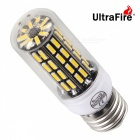 Ultrafire E27 Warm White 5W 66-7020 SMD LED 450lm 3000K Light