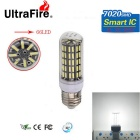 Ultrafire E27 5W 66-7020 SMD LED450lm 6000K Cool White Light Lamp