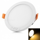 YouOKLight 8W 32-SMD 4014 Warm White Panel Light (AC 85-265V)