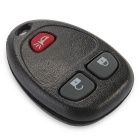 QOOK Key Fob Shell Case 3 Button for Chevrolet