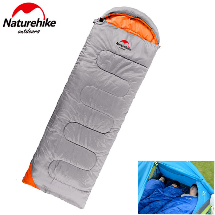NatureHike NH16T001-T Ultra Light Outdoor Camping Sleeping Bag
