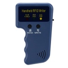 Handheld 125KHz RFID ID Card Writer / Copier Duplicator - Blue