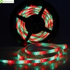 SENCART RGB 300-5630 SMD LED Light Strip + 44-Key Remote Controller