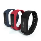 Eastor I5 Plus Smart Pulsera Bluetooth pantalla táctil reloj - Negro