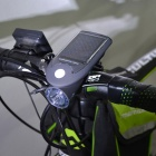 Multifunctional Solar USB Charging 360-Degree Rotating Bicycle Lamp
