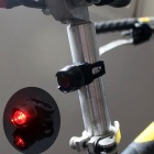 YouOKLight 3-Mode LED Waterproof Bike Warning Safety Caution Red Light
