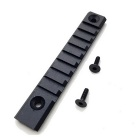 ACCU 20mm Aluminum Alloy Gun Rail Mount - Black