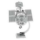 DIY 3D Puzzle Assembled Model Toy Hubble Space Telescope - Silver