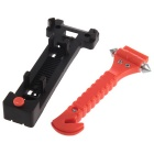 Emergency Vehicle Windshield Escape Hammer - Red