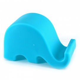 Elephant Style Stand Holder for Samsung Galaxy S5 / Phone - Blue
