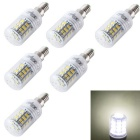 YouOKLight E14 3.5W LED Corn Bulb Lamp Cool White Light 48-SMD 2835