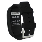 ZGPAX S22 SOS Kid's GPS Online Tracking Digital Watch Phone - Black