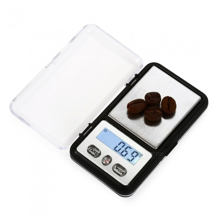 High Quality Pocket Mini Digital Scale 100g x 0.01g Electronic Precise Jewelry Scale High precision Kitchen scales With LED Backlight 403335278