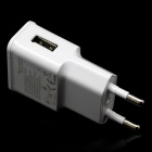 EU Plug Travel Adapter Charger + USB 3.1 Type-C to USB 2.0 Cable