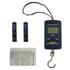 MH-01 40kg/10g Electronic Portable Scale / Hook Scale / Fishing Scale