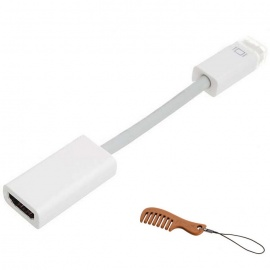 BSTUO Mini DVI Male to HDMI Female Cable HD 1080p Adapter Cable