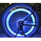 YouOKLight Mountain Road Bike Tire Light LED Lâmpada de válvula de luz azul