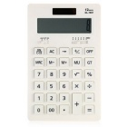 DL-1657 12-Digit Desktop Calculator - White