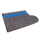 AOTU Outdoor Widened Extension Thickening Spliced Sleeping Bag - Blue