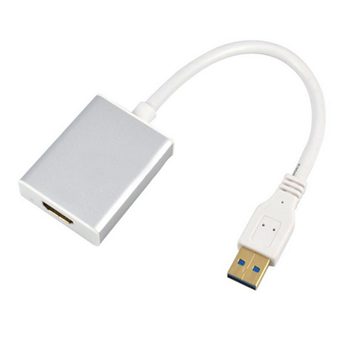 BSTUO Aluminium Alloy USB 3.0 to HDMI Female Graphic Adapter