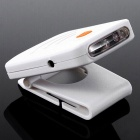 YouOKLight 3-LED Sensing Clip-On Cap Light USB Rechargeable - White