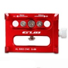 GUB G-86 Navigation Mobile Phone Support for Bicycle - Red