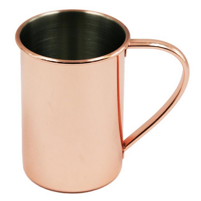 Stainless Steel Moscow Mule Mug - Rose Copper (426ml)