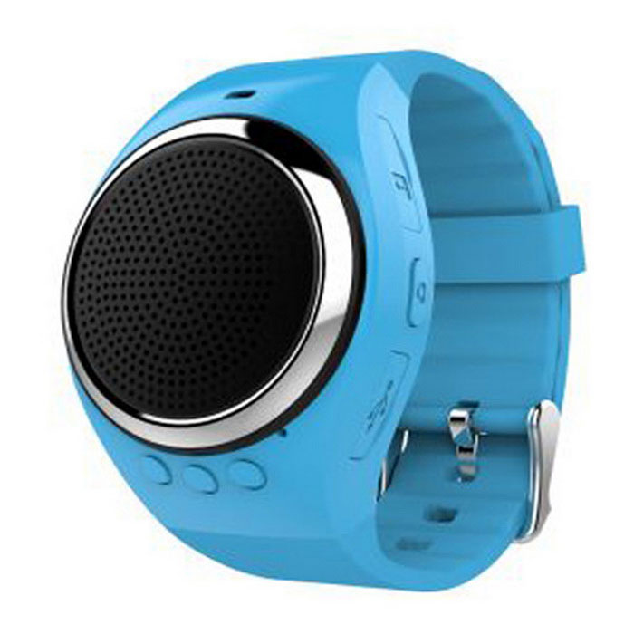 RS09 Smart Wristband Bluetooth Watch Audio - BlueBluetooth Speakers<br>Form  ColorBlueModelRS09MaterialABSQuantity1 DX.PCM.Model.AttributeModel.UnitShade Of ColorBlueBluetooth HandsfreeYesBluetooth VersionBluetooth V4.0Operating Range10mTotal Power0.3 DX.PCM.Model.AttributeModel.UnitChannels2.0InterfaceUSB 2.0MicrophoneYesSNR105dB/mWSensitivity115dBFrequency Response18-20KHZImpedance32 DX.PCM.Model.AttributeModel.UnitApplicable ProductsCellphone,Tablet PCRadio TunerNoSupports Card TypeMicroSD (TF)Max Extended Capacity64GBBuilt-in Battery Capacity 280 DX.PCM.Model.AttributeModel.UnitBattery TypeLi-ion batteryStandby Time180 DX.PCM.Model.AttributeModel.UnitMusic Play Time8-10hourPower AdapterUSBOther FeaturesMain function: pedometer, calorie consumption, pedometer time, mileage, music player, smart alarm clock, remote control camera, intelligent answer incoming calls, anti-lost, computer audio, card reader, U-MobilePacking List1 * Watch audio<br>