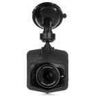 "1080P 2.31 ​​"" dashcam video del coche - negro"