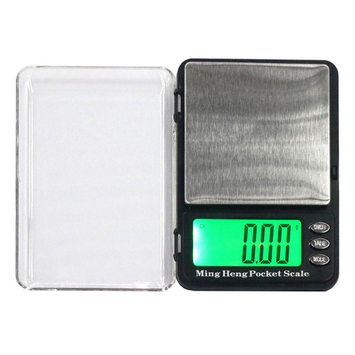 "MH-339 600g / 0.01g 2.2"" Display Precision Electronic Scale"