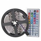 60W LED Strip Light RGB 4000lm 300-SMD 5050 (EU Plug / 5M)