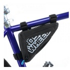 400D Nylon Bicycle Tube Triangle Bag