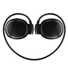 TRANGU Mini Level Sport Bluetooth 4.0 Wireless Headset - Black